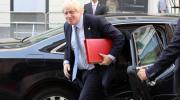 New Prime Minister Boris Johnson