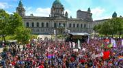June's marriage equality rally in Belfast made a difference to the Assembly vote