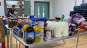 The WPCA food store