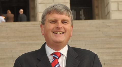 Jim Wells, Minister of Health