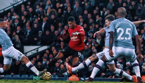 Marcus Rashford MBE relied on free school meals - and has done pretty well in life