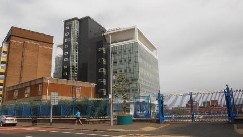 The Royal Victoria Hospital