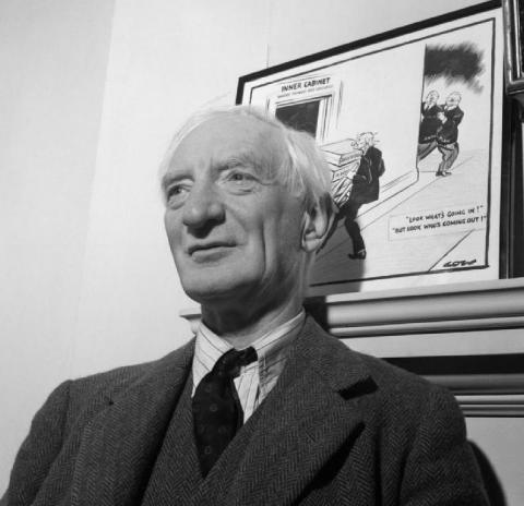 Economist William Beveridge's 1942 report Social Insurance and Allied Services was a key moment in UK welfare history, and envisioned a welfare system that both dealt with penury and encouraged work
