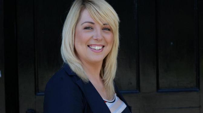 Adrianne Peltz believes in the benefits of quotas