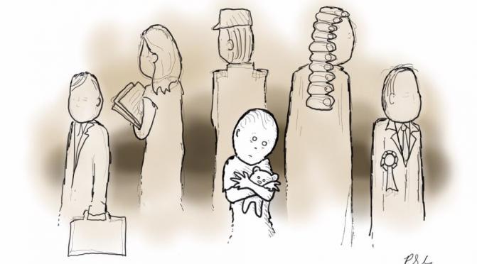 Illustration by Patrick Sanders