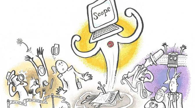 Scope Reborn Illustration by Patrick Sanders