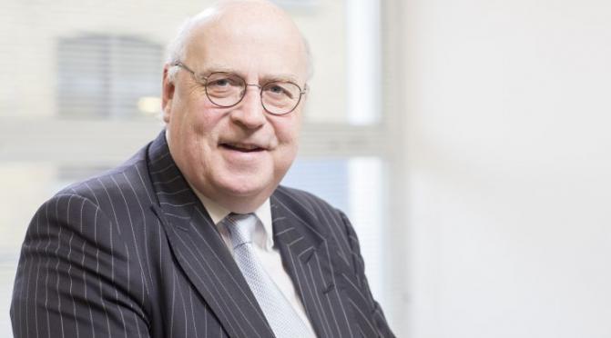 Sir Stuart Etherington, chief executive of NCVO