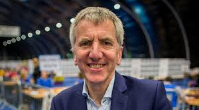 Máirtín Ó Muilleoir brought forward the Rates Rethink consultation