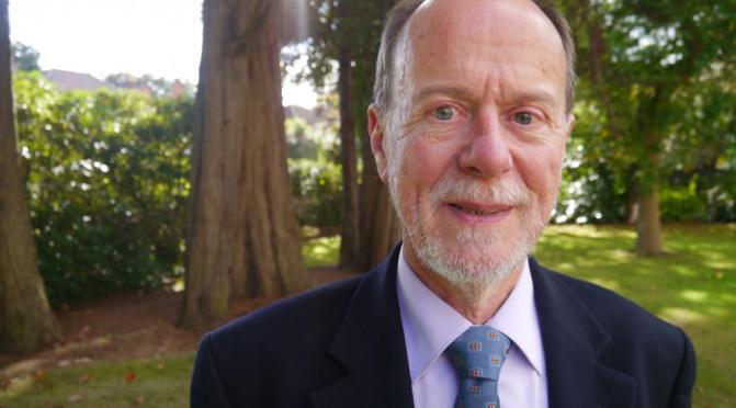 Arts Council chair Bob Collins