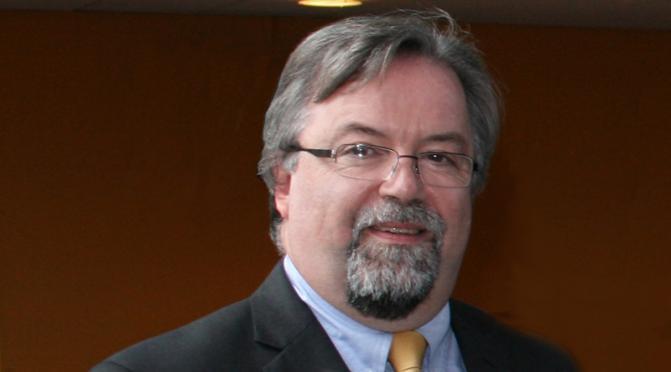 NICVA CEO Seamus McAleavey
