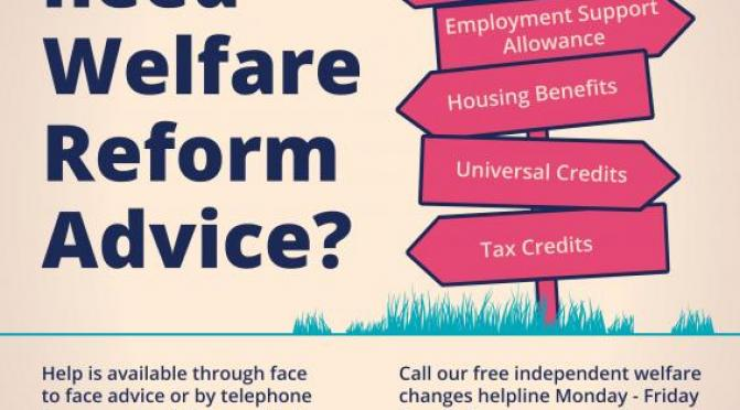For people in NI the Independent Welfare Changes Helpline is available on 0808 802 0020
